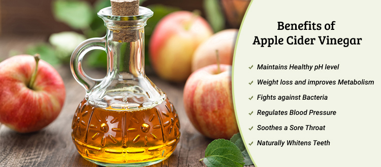 Health Benefits Of Apple Cider Vinegar Discover Info